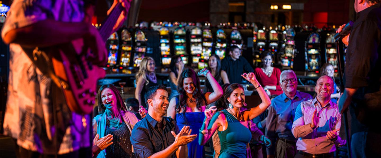 casino entertainment oklahoma